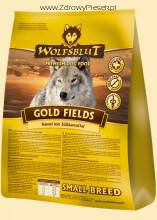 Karma dla psów Wolfsblut Gold Fields Small Breed 15 kg